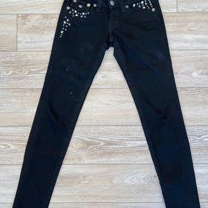 True Religion World Tour Jeans Size 25